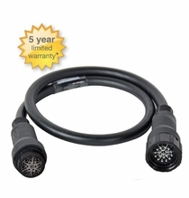 Lex 20 Amp 6 Circuit LSC 19 Pin EverGrip Molded Multi Cable Ext 10ft