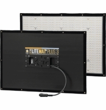 LiteGear LiteMat Plus 3 Hybrid LED Light Kit Gold Mount