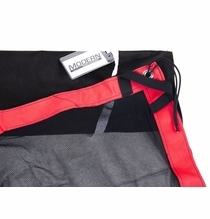 Modern Studio 8x8 Double Scrim / Net (black) with Bag