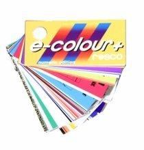 Rosco E-Colour Swatchbook