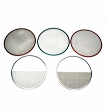 "3"" Wire Scrim Set 5 Pc. fits Arri 150, Dedolight, LTM, Mole Richardson"