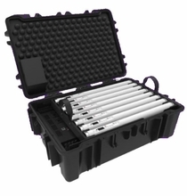 Astera Helios Tube LED Kit (8) Lamps with Charging Case