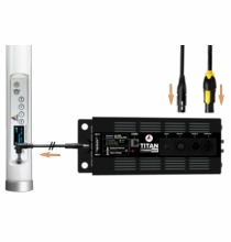 Astera LED Titan Tube AC PowerBox FP1-PB