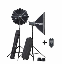 Elinchrom D-Lite RX 4/4 Softbox To Go Kit 400ws/400ws