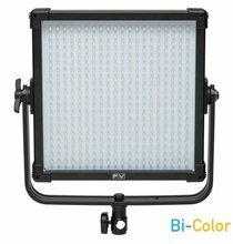 F&V Lighting K4000S SE BiColor 1x1 LED Light - AB Gold Mount
