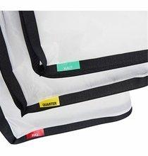 Gemini 1x1 Snapbag Cloth Set of Diffusion 1/4 | 1/2 | Full