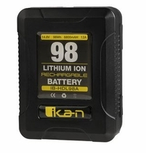 Ikan Compact High-Draw Li-Ion Professional Battery