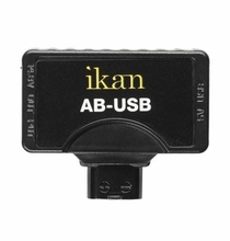 Ikan D-Tap (P-Tap) to USB Adapter for Gold & V-Mount Batteries