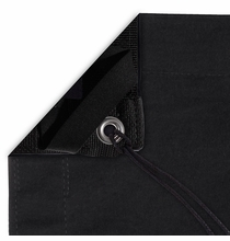 Modern Studio 12x 12 Solid Black w/Bag