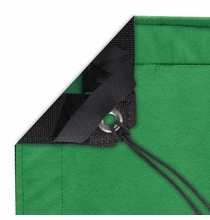 Modern Studio 8x8 Chroma Key Green Screen w/Bag