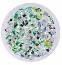 Rosco Spring Greens Prismatic Glass Gobo Pattern B Size 43803