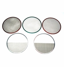 "9"" Wire Scrim Set (5) Pc. Fits Arri 2K Fresnel, T2, Mole-Richardson"