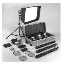 Arri Heavy Duty Light Case with Wheels L2.0005223