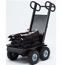 BackStage Equipment Cable Sandbag Cart Mini
