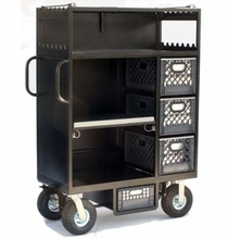 BackStage Equipment Super Duz-All Mini Cart