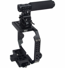 Black Magic Camera Cage Mount Advanced BMC F&V Lighting