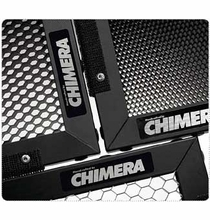 Chimera Honeycomb Hard Metal Grid Medium 60 Degree  3430
