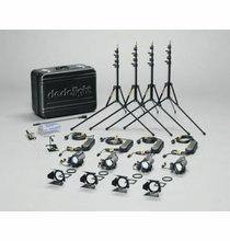 Dedolight 150W Basic Four Light Kit KA24-4BU