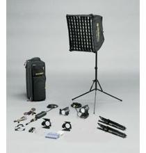 Dedolight S1BU Basic Compact Dedo 3 Light Kit w/Soft Case