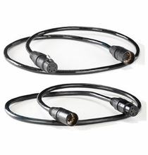 DMX 5 Pin Extension Cable 25ft  DMX-5P-25