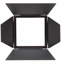F&V Lighting 4 Leaf Barndoor and Frame 1x1 K4000 SE
