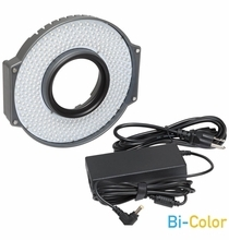 F&V Lighting R-300 SE BiColor LED Ring Light Kit
