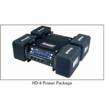 Frezzi HD 150WH NiMH Quad Battery Power Package  HD-4