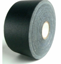 "Gaffer Tape Black 2""x30yds Mini Core"