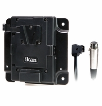 Ikan Pro Battery Adapter Kit for Sony V Mount  w/ XLR P Tap