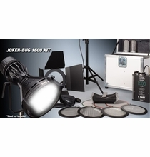 Joker-Bug 1600W HMI Par Light Kit w/ Case