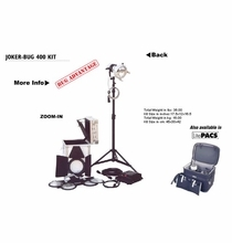 Joker-Bug 400W HMI Par System w/Case KO400JB K0400JB