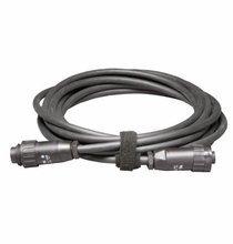 Kobold 200W HMI Par / Open Face Head Cable 16.4ft, 742-0624