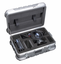 Kobold DW 200  200W HMI Par AC Light Kit with Flight Case
