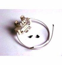 Lampholder / Socket  w/Leads  L4.79326.E