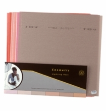 "LEE Lighting Gel Pack ""Cosmetic"" 12 Sheets/Pack"