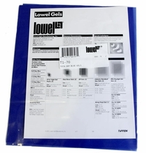 "Lowel Daylight Blue (5) Sheets 10""x12"" Gel Pack  T1-70"
