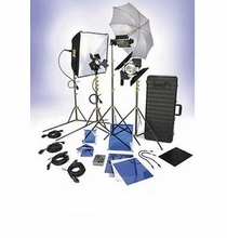 Lowel DV Creator 55 Light Kit  DV-903Z
