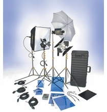 Lowel DV Creator 55 Light Kit with TO-84Z Case, DV-9034Z