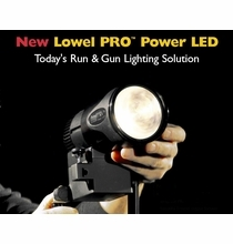 Lowel Pro Power LED Tungsten AC