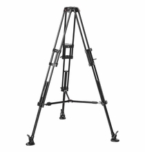 Manfrotto Pro Tripod Legs Video Camera Tripod 75mm Bowl