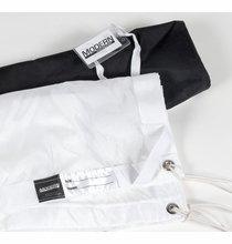 Modern 4x4 Silk Artificial White w/ Bag