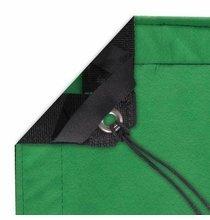 Modern Studio 10x20 Chromakey Green Screen Fabric