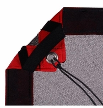 Modern Studio 10x20 Double Net Black Scrim