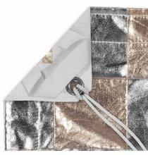 Modern Studio 4x4 Gold / Silver Checkerboard Reflector