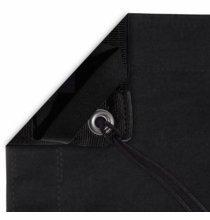 Modern Studio 8x8 Solid Black w/Bag