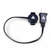 Quasar Polarized Bi-Pin T8 Power Adapter