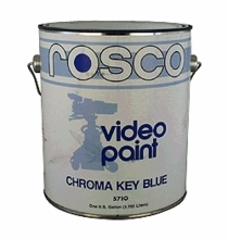ROSCO Chroma Key Blue Paint 5710 | Gallon