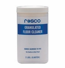 Rosco Granulated Floor Cleanser