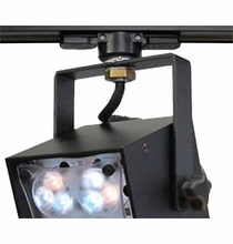Rosco Miro Cube Halo Track Light Adapter Yoke
