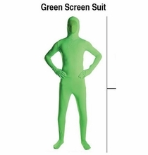 Savage Green Screen Chroma Key Suits and Clothing